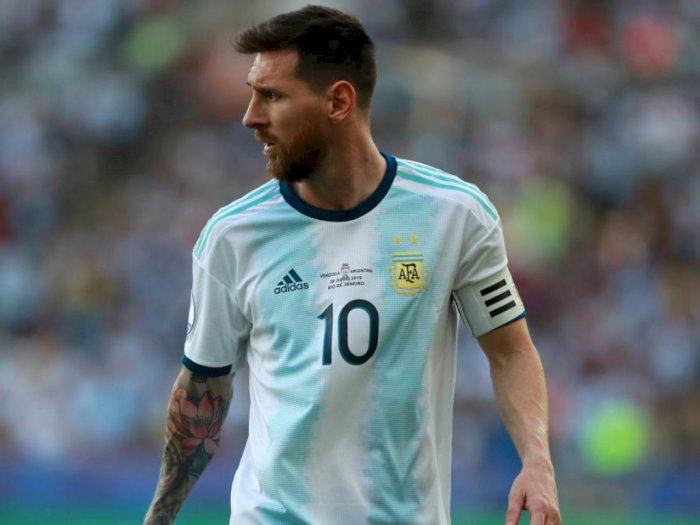 Pasca Kartu Merah, Messi Diklaim Kembali Perkuat Argentina Jelang Kualifikasi Piala Dunia
