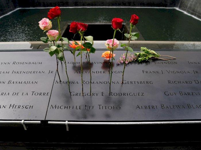 FOTO: Peringatan 19 Tahun Serangan 11 September 2001 di World Trade Center