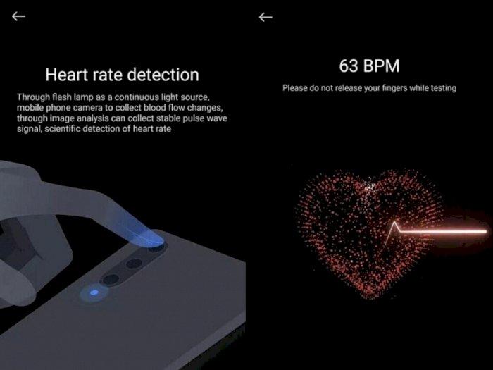 Aplikasi Mi Health Terbaru Disebut Bisa Deteksi Detak Jantung Pakai Kamera!