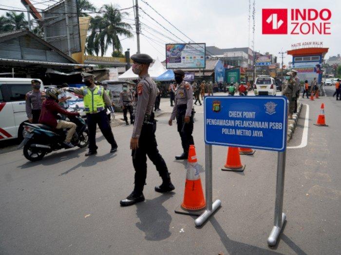 PSBB Total Dinilai Sesuai Arahan Presiden Jokowi untuk Selamatkan Warga