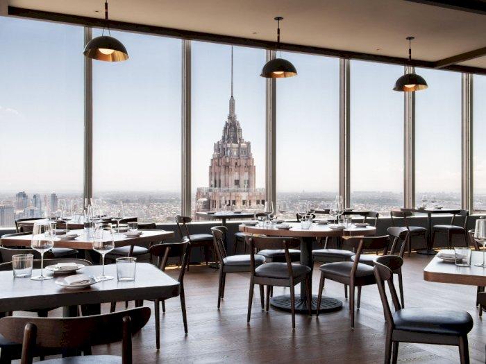 Mulai 30 September, New York Hadirkan Kembali Tempat Makan Dalam Ruangan