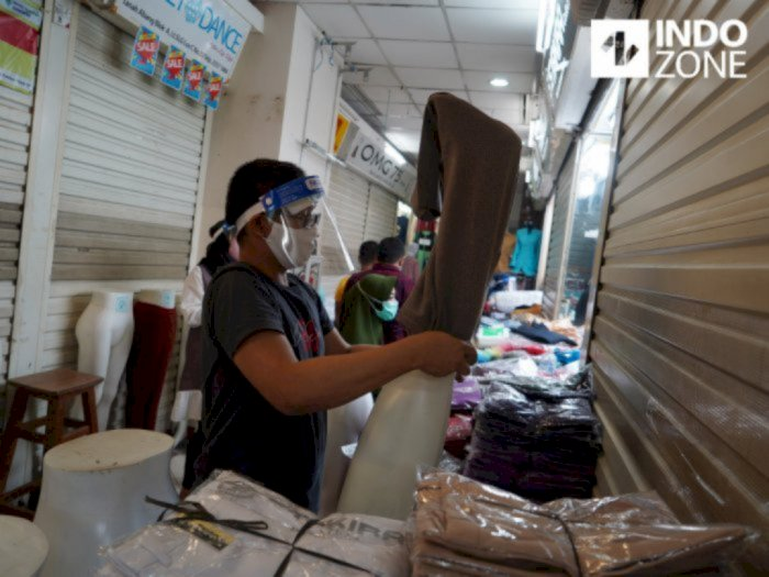 Dukung Usaha Kecil Saat Pandemi, Ini yang Dilakukan Pemprov DKI Jakarta