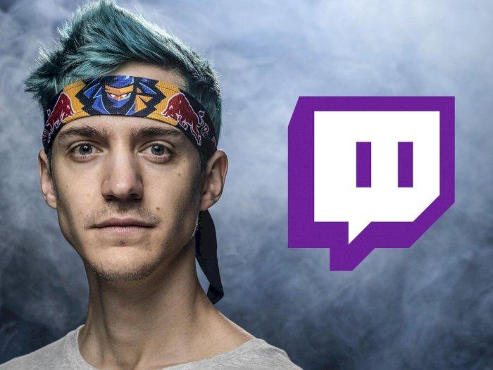 Ikuti Jejak Shroud, Ninja Akhirnya Kembali Lagi ke Twitch