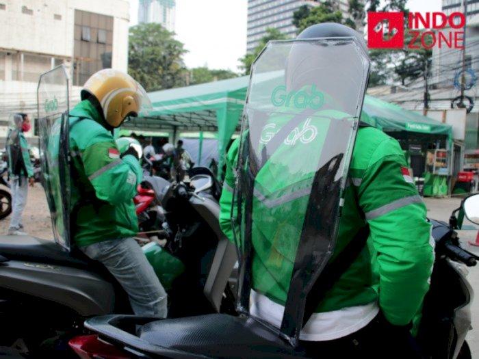 Soal PSBB Total, Gojek dan Grab Masih Tunggu Keputusan Anies