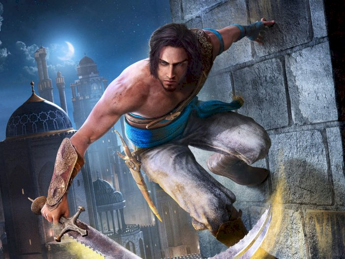 Ubisoft Resmi Umumkan Game Prince of Persia: The Sands of Time Remake!