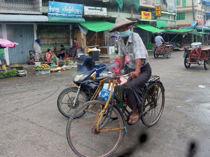 Muncul Kasus COVID-19 Baru, Myanmar Kembali Terapkan Lockdown
