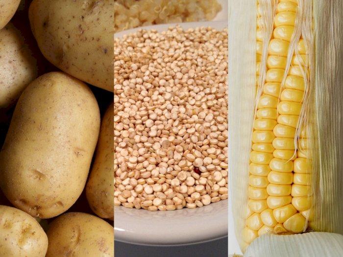 5 Makanan Pengganti Nasi sebagai Sumber Karbohidrat
