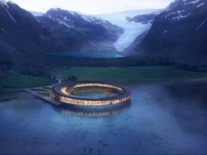 Hotel di Kutub Utara Ini Gunakan Panas Bumi Sebagai Sumber Energi, Keren!