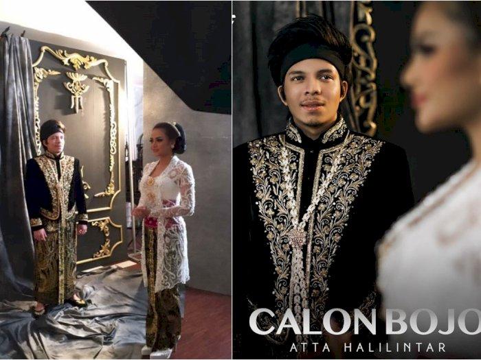 Sempat Buat Heboh Usai Dikira Foto Prewedding, Atta & Aurel Rupanya Foto untuk Proyek Lagu