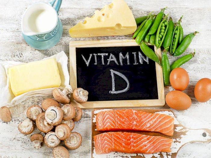 5 Manfaat Vitamin D Bagi Kesehatan Tubuh, Salah Satunya Mencegah Depresi