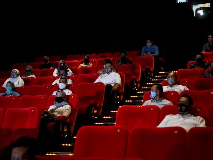 Proses Tinjau Pembukaan Bioskop Diharapkan Terus Berlanjut
