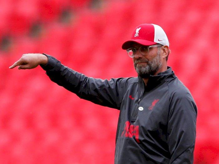 Klopp Bilang Liverpool Ogah Buang Uang di Bursa Transfer