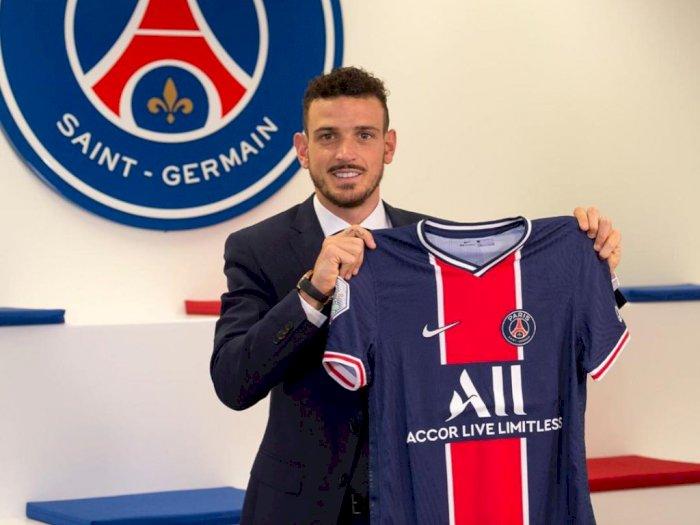 PSG Resmi Pinjam Alessandro Florenzi dari Roma