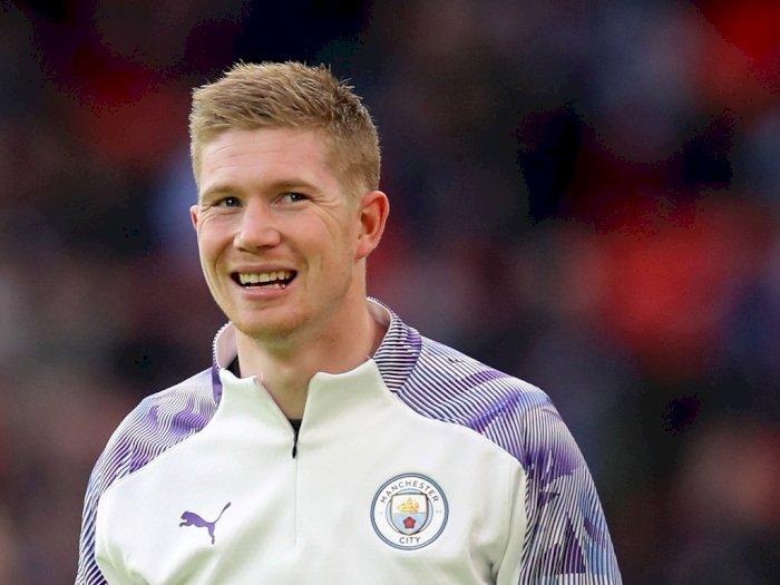 De Bruyne: Saya Tidak Peduli Man City Gagal Dapatkan Messi