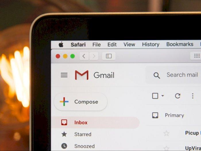 Mudah, Begini Cara Menghapus Riwayat Pencarian di Gmail Menggunakan Ponsel