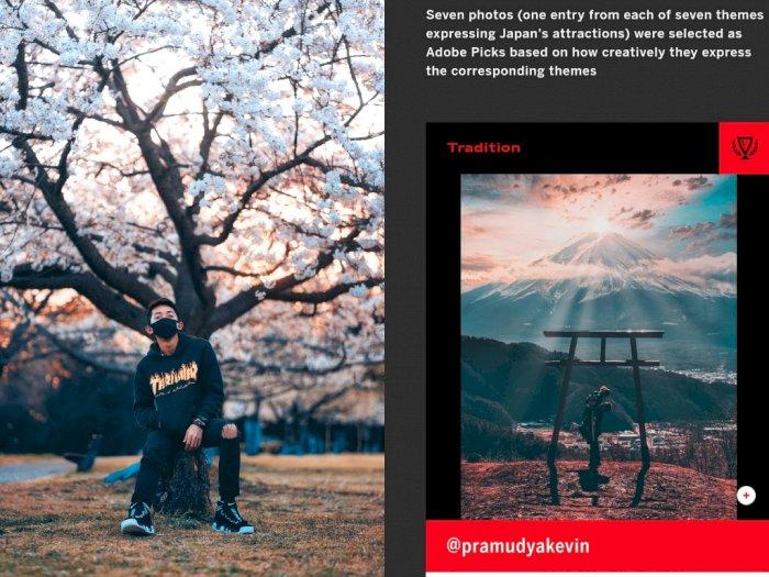 Menang Lomba Fotografi tapi Tak Dapat Hadiah, Pria Ini Malah Dapat Kontrak Rp90 Juta
