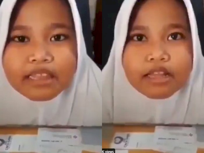 Gara-gara Sebut Malaikat Bernama Jamal, Bocah Ini Mendadak Viral, Videonya Bikin Ngakak
