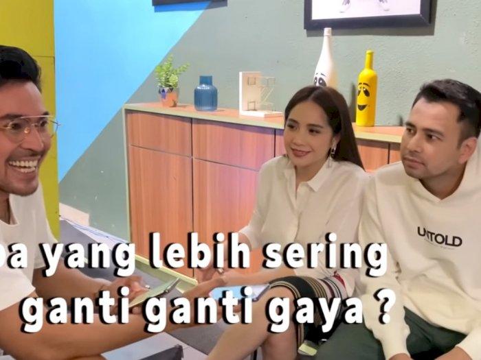 Urusan Ranjang, Nagita Mengaku Kalah Gaya dari Raffi Ahmad: Aku Bukan Cewek Berpengalaman