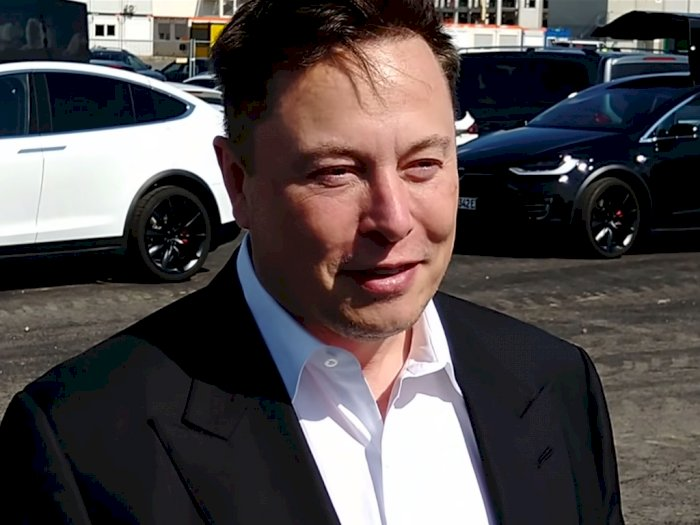 Elon Musk Sebut Nama Anaknya Sendiri 'Terdengar Seperti Password'