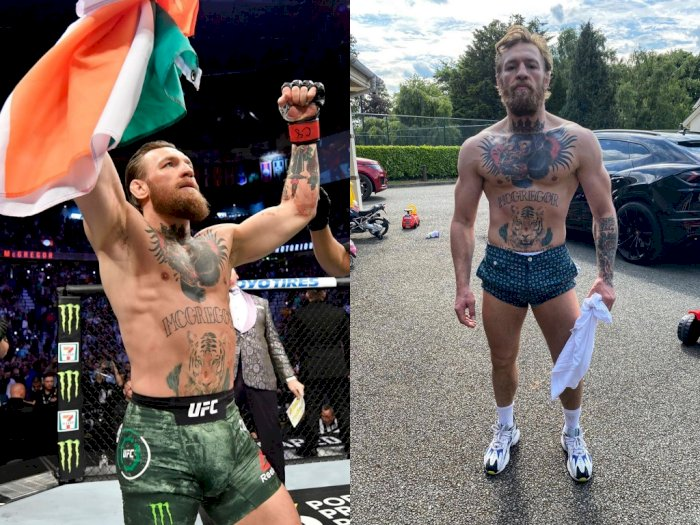 Diduga Lakukan Pelecehan Seksual, McGregor Ditangkap di Prancis