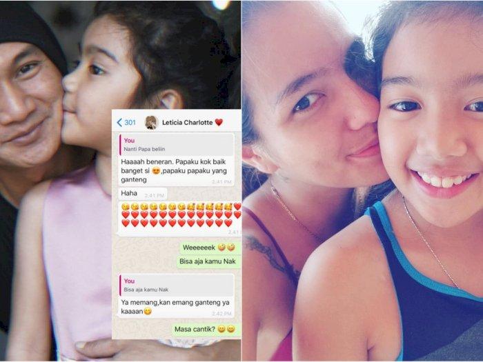 Anji Pamer Chat Manis Penuh Rayuan dari Anak, Sheila Marcia Ikut Berkomentar