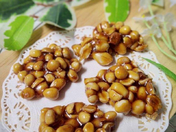 Resep Ampyang Kacang, Camilan Manis yang Mudah Dibuat
