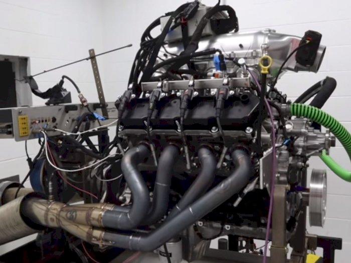 Mendengar Suara Mesin Ford Godzilla 7.3-Liter dengan Tenaga 780 Horsepower!