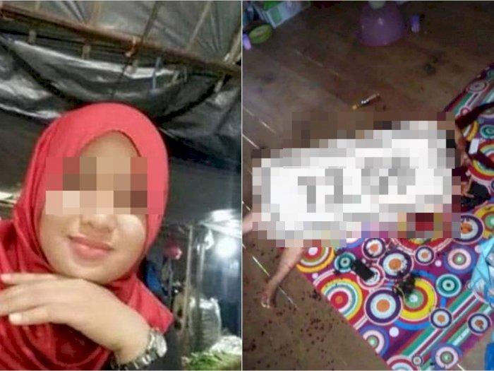 Wanita Hamil 9 Bulan Tewas Bersimbah Darah, Rupanya Istri Muda Seorang Kades di HST