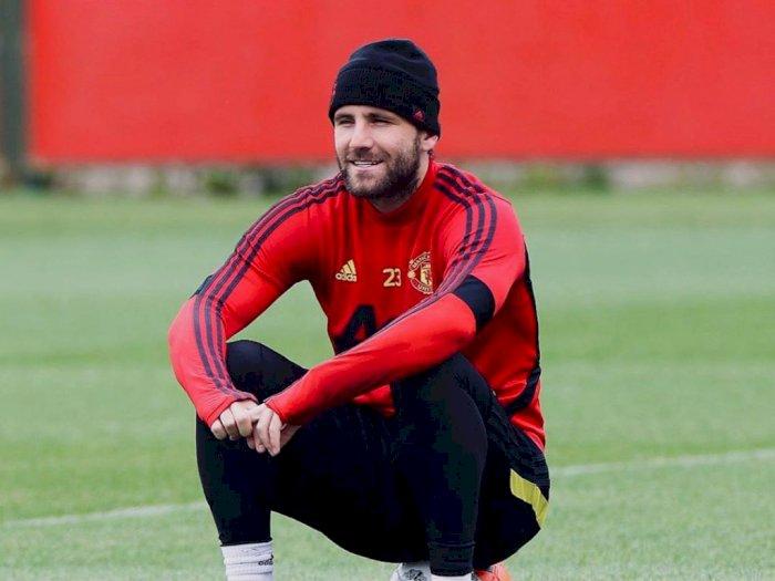 Luke Shaw: Manchester United Hanya Butuh Trofi