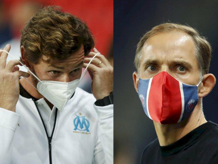 Villas-Boas Ejek Thomas Tuchel Pasca Kemenangan Marseille