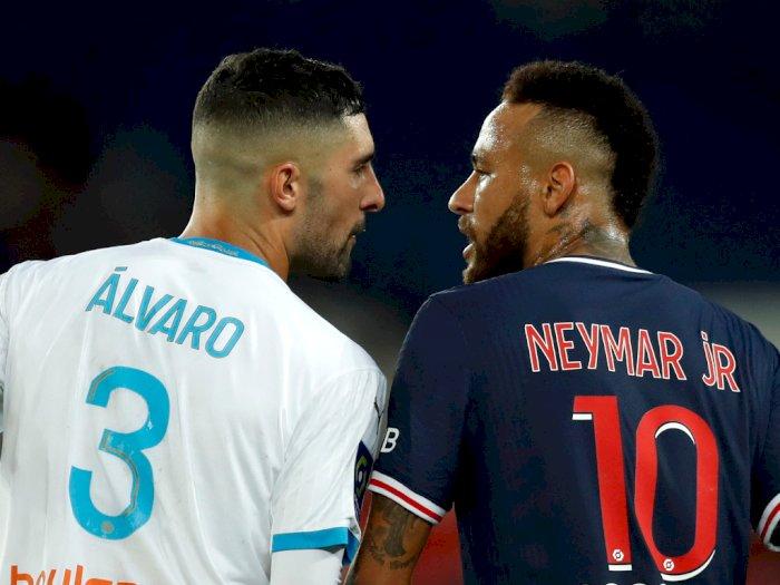 Bantah Tuduhan Rasisme, Alvaro Gonzakez pada Neymar: Belajar Terima Kekalahan!
