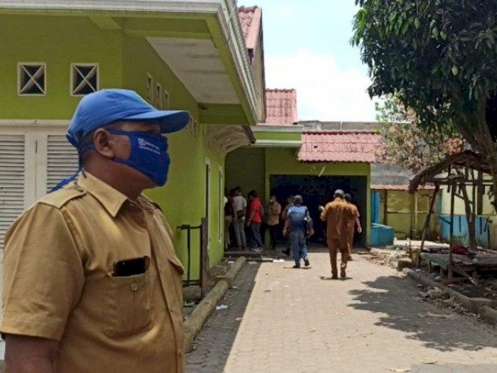 Diduga Jadi Lokasi Penguburan Mayat, Sebuah Rumah di Medan Dibongkar Polisi