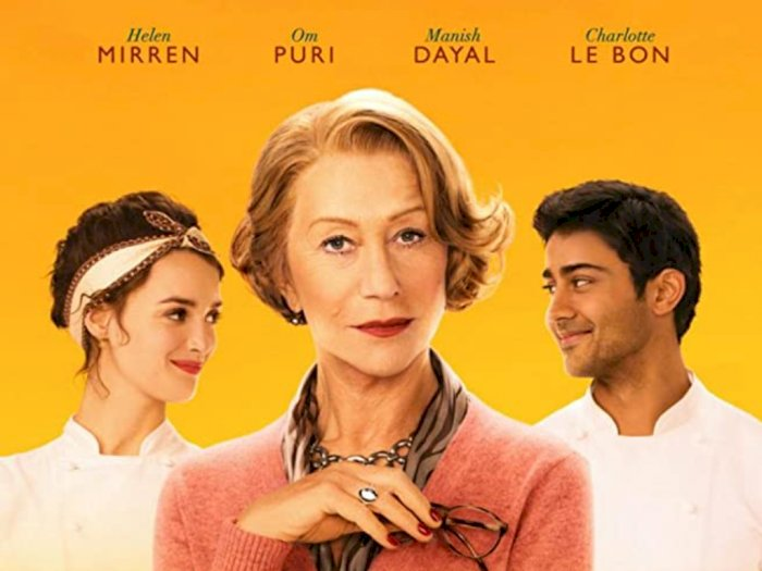 The Hundred-Foot Journey  (2014). (Touchstone Pictures)
