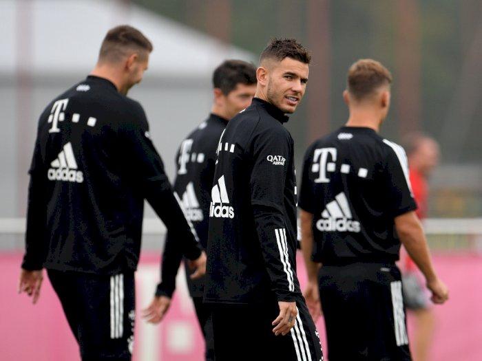 Lucas Hernandez Tak Berniat Tinggalkan Bayern Munchen