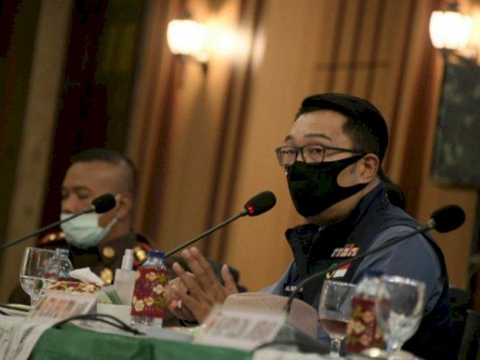 Ridwan Kamil Sebut Depok, Bekasi, Bogor dan Cimahi Zona Merah COVID-19