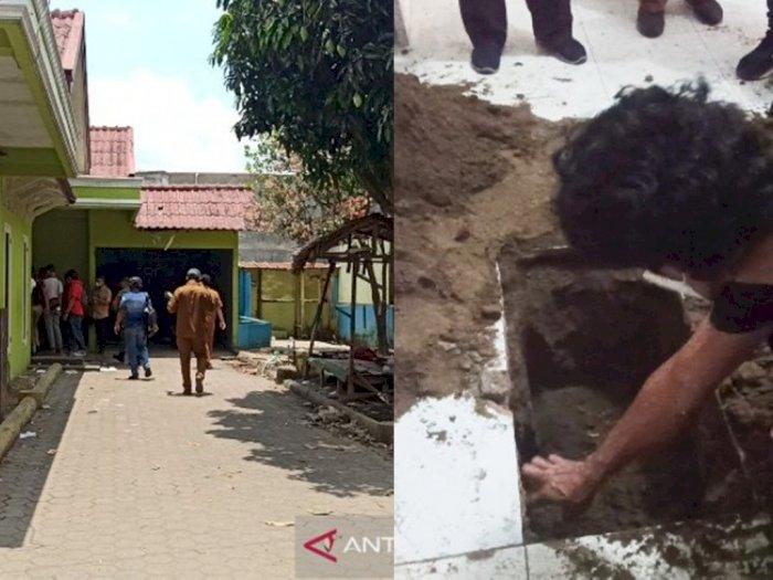 Tidak Ada Mayat yang Terkubur di Dalam Sebuah Rumah di Tanjung Sari Medan