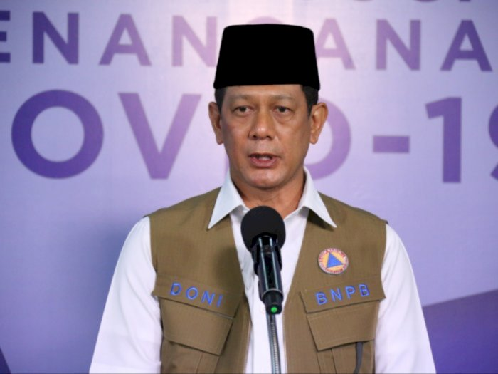 Doni Monardo Sebut DKI Jakarta Belum Pernah Mencabut PSBB