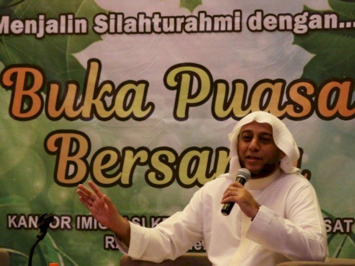 Mabes Polri Kirim Dokter ke Lampung, Periksa Kejiwaan Penusuk Syekh Ali Jaber