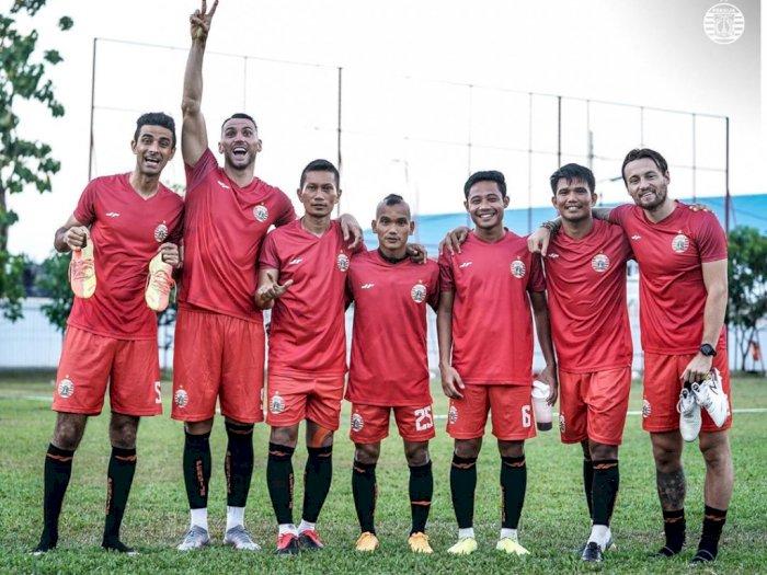 Jakarta PSBB, Persija 'Ngungsi' ke Depok untuk Latihan