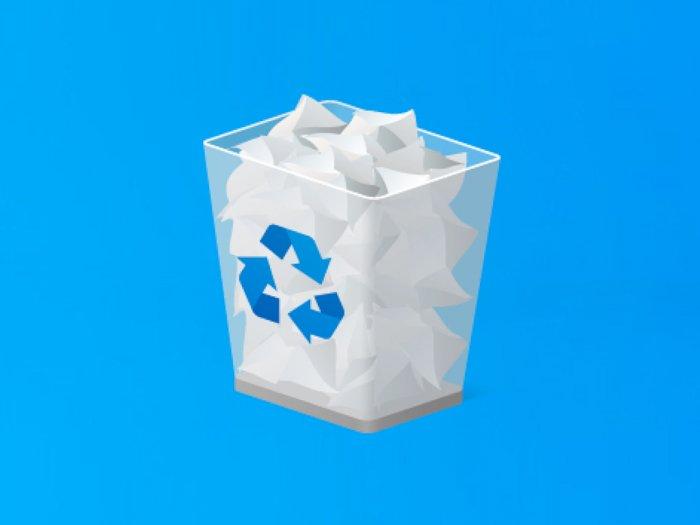 Cara Mudah Mengosongkan Recycle Bin Secara Otomatis di Windows 10