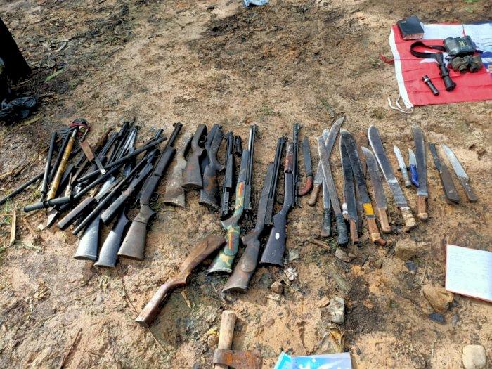 46 Kasus Kekerasan Dilakukan KKB Terjadi di Papua Selama 2020