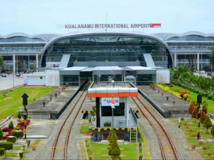 Bandara Kualanamu Lalukan Ini untuk Mendukung PSBB DKI Jakarta