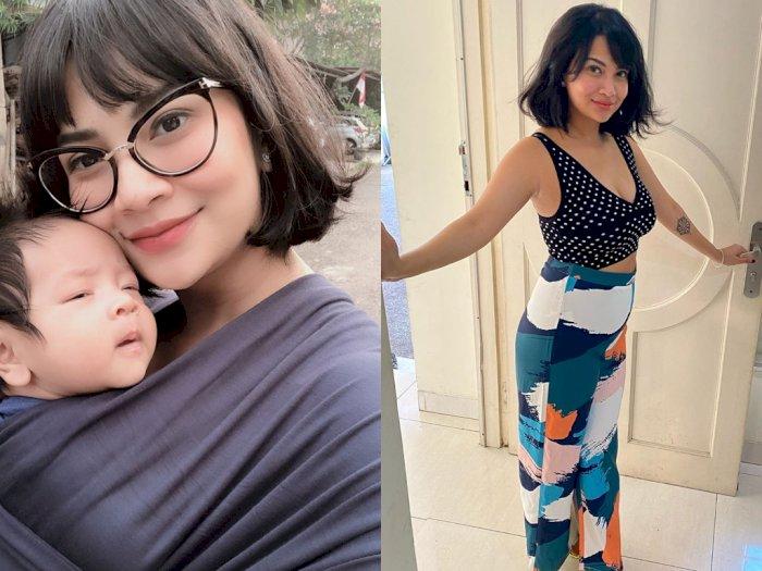 Diduga Alami Gangguan Kecemasan, Vanessa Angel Pernah Memaki Anaknya yang Masih Bayi