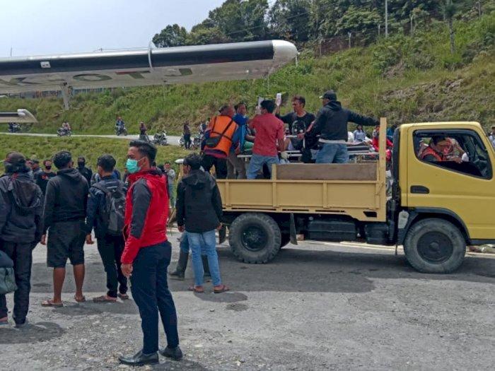 Ngeri! Aksi KKB Tembak 2 Sopir Ojek di Papua: Habis Ditembak, Wajahnya Disayat