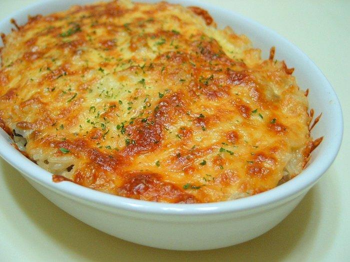 Resep Nasi Panggang Keju, Sajian Lezat untuk Keluarga