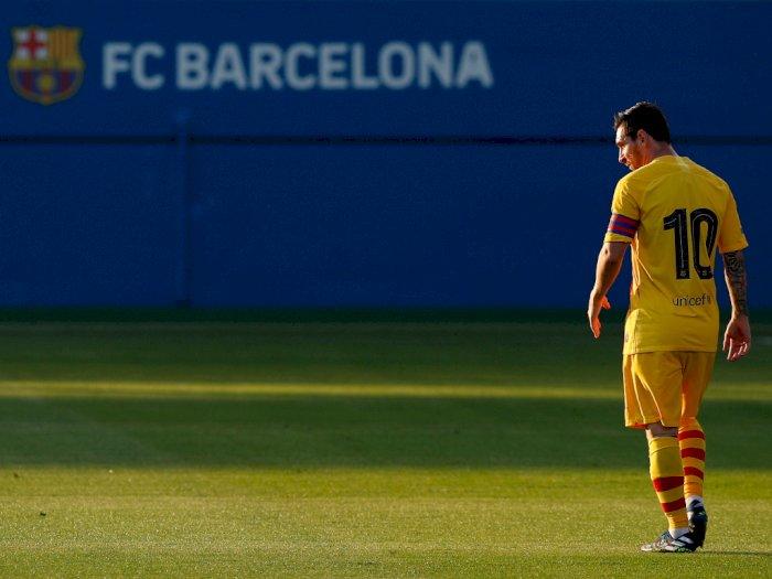 Valdano: Premier League Kurang Cocok Buat Messi, Paris Lebih Nyaman