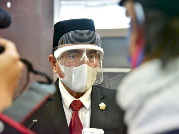 Terkait Rencana Lockdown Kepulauan Nias, Gubernur Edy Minta Izin ke Menko Luhut Dulu