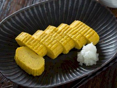 Tamagoyaki, Telur Dadar Khas Jepang yang Menggugah Selera
