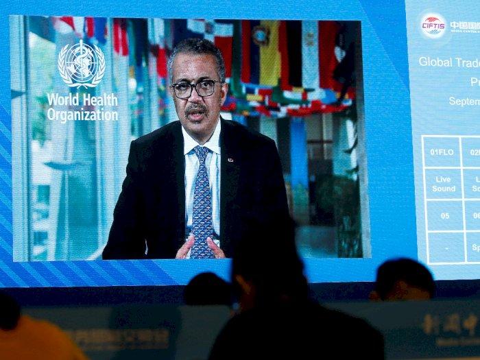 WHO Mendesak Negara-negara Kaya untuk Bergabung dengan Skema vaksin Paling Lama Jum'at Ini