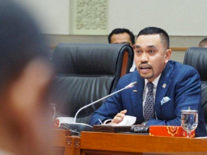 Ahmad Sahroni Apresiasi Kinerja KPK Kembalikan Uang Negara Rp90 Triliun